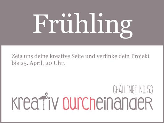 Kreativ Durcheinander Challenge