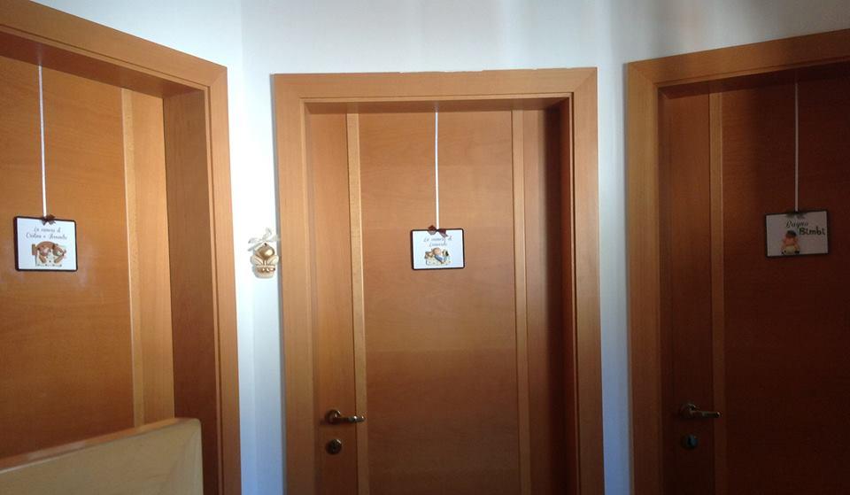 Creazioni in pasta di mais di ombretta e roberta - Porte per la casa ...
