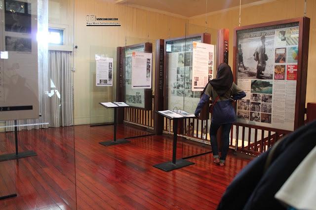 Muzium Sandakan Rumah Agnes Keith Tempat Menarik Di Sabah