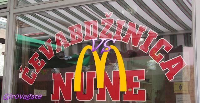 McDonald Sarajevo