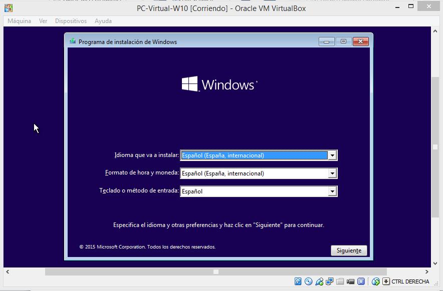 Instalar un proxy en windows 10