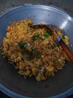 Cara Membuat Nasi Goreng Jawa Spesial Pedas