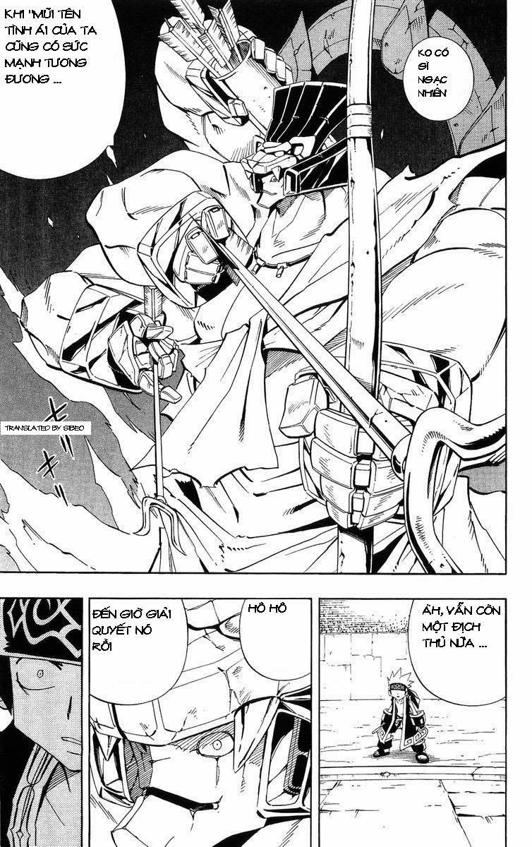Shaman King [Vua pháp thuật] chap 226 trang 4
