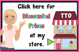 Teacher Products at a Discounted Price