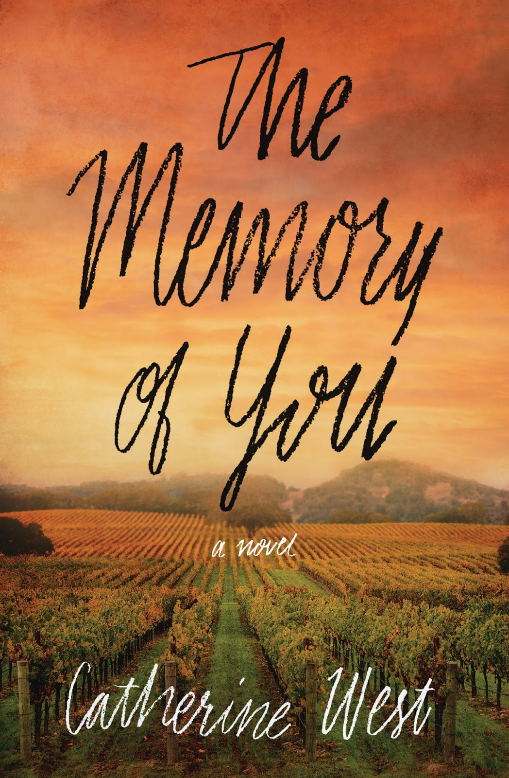 Catherine's Latest Novels Are The Things We Knew (july 2016) And The Memory  Of You (march 2017), Harper Collins Christian Publishing