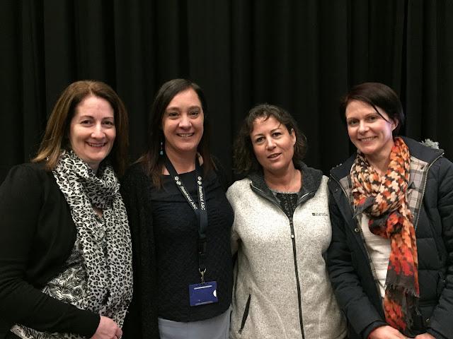 Steph, Lynn McCann, Starlight McKenzie, Emma Dalrymple