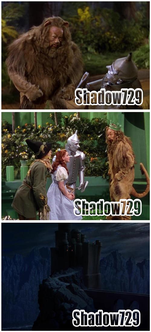 The Wizard of Oz (El Mago De Oz) (1939) [720p-Dual-Mega]