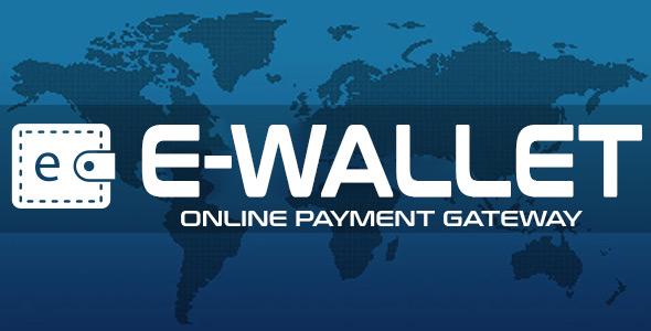 eWallet Online Payment Gateway PHP Script