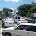 MST realiza protesto e trânsito fica congestionado na zona leste