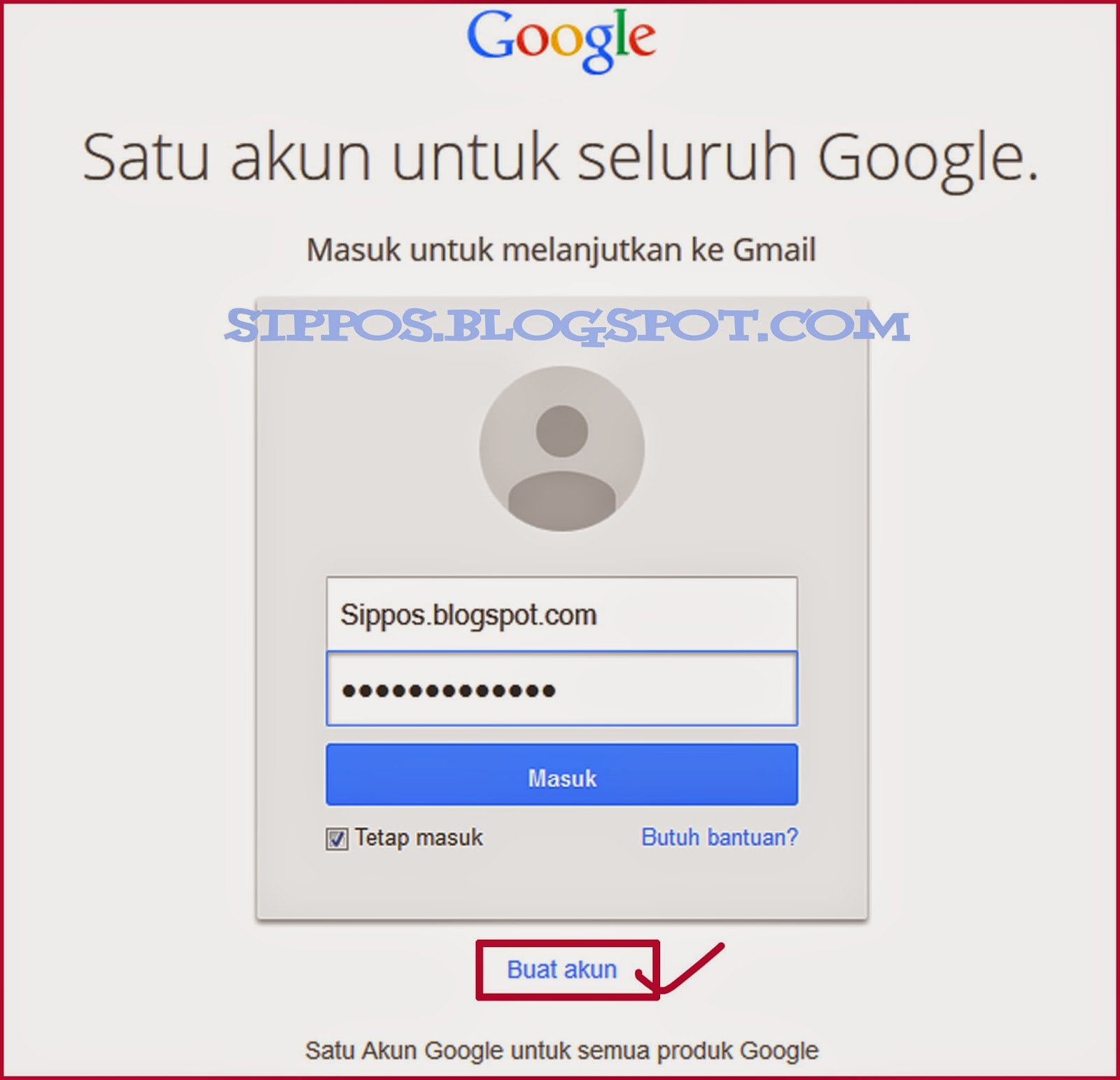 Cara Membuat Email Akun Baru Di Gmail Seluruh Akun Google