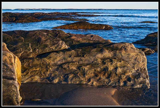 Risser's Beach; Nova Scotia; Rock
