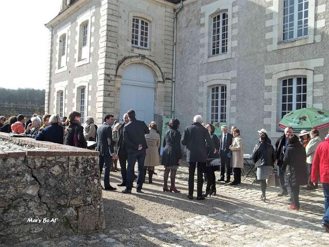 Jardins en Val de Loire avec la Mission Val de Loire, au château de Villandry