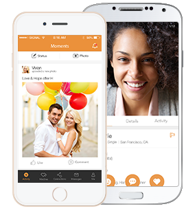 Am besten iphone Dating-App canada