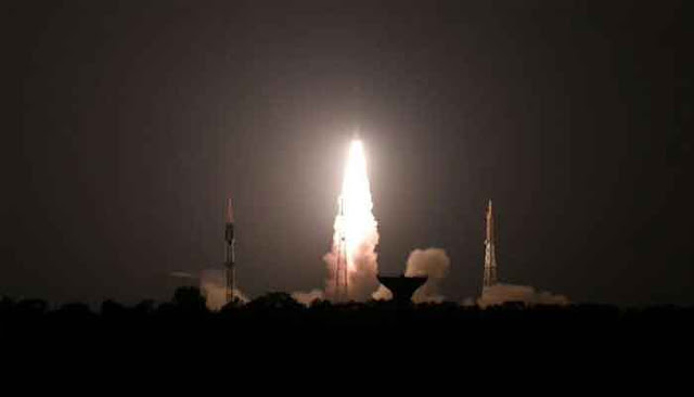 India Launches Satellite Designed By Students