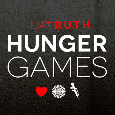Da TRUTH - Hunger Games (Single) - artwork - 2012