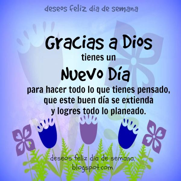 Frases Y Imagenes De Buenos Dias