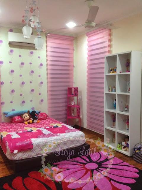 Nie Plak Simple Deco Jek Tuk Lemari Org Barbie2 Yg Dah Lame Tersadai Dlm Kotak Tu Boleh Laa Bawak Keluar N Susun Gini