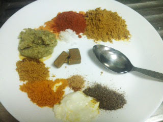 ROASTED CHICKEN RECIPE Kerala style