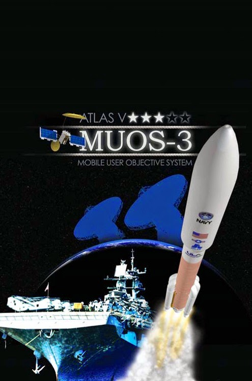 MUOS 3 Poster
