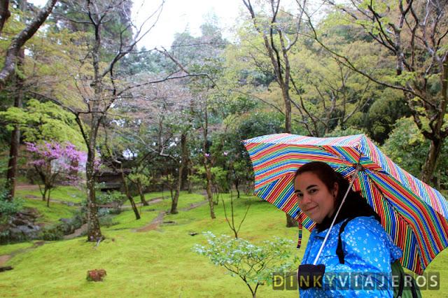 Jardines del Ginkaku-ji