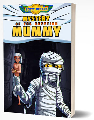 Mystery of the Egyptian MUMMY