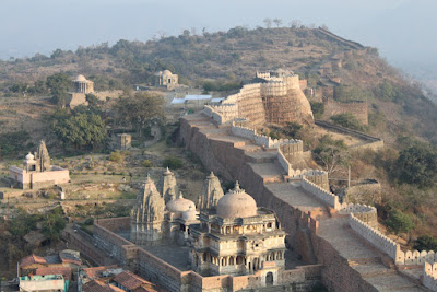 Kumbahlgarh Fort