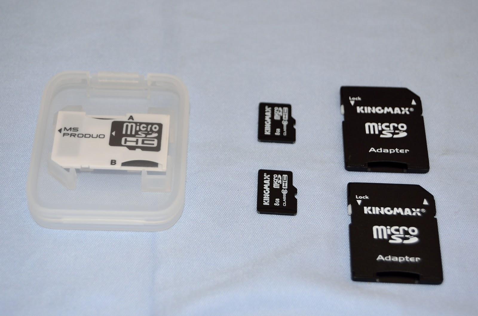 取り出してみた。マイクロSD→SD入れて変換アダプターは、マイクロSD... MicroSD→メ