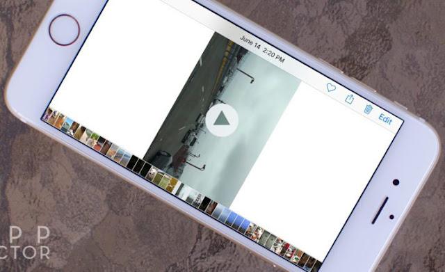 Begini Cara Memutar Video Sideways di iPhone dan iPad 1