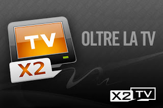 X2TV su iPhone e iPad.