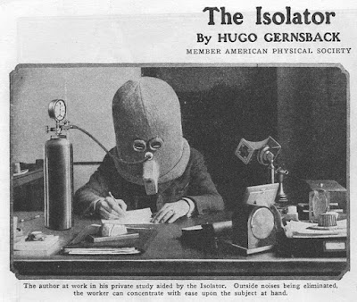 The Isolator Helmet
