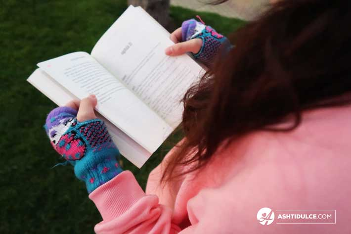 ashti dulce reseñas de libros juveniles