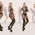 La Perla In Suicide DollZ Event - Annita Set