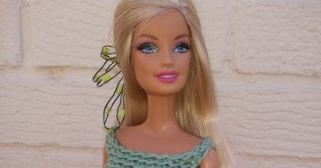 Lyn S Dolls Clothes Barbie Crochet Dresses And Bag