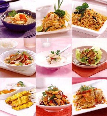 Thailand Foods