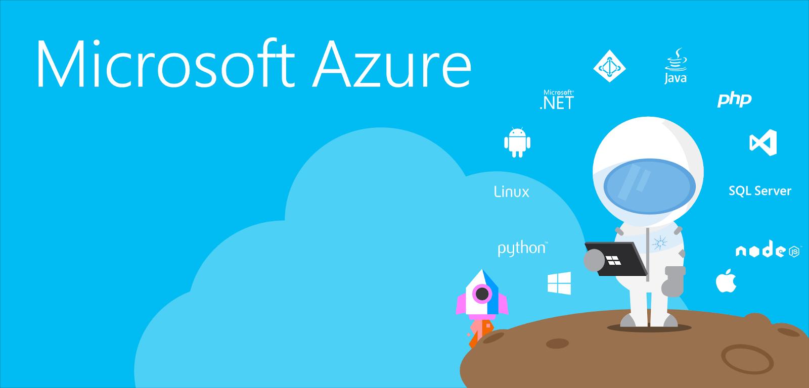 Alasan Menggunakan Microsoft Azure