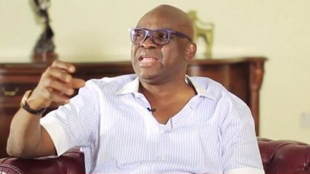 , Gov. Fayose cries out: EFCC has frozen my account again!, Latest Nigeria News, Daily Devotionals & Celebrity Gossips - Chidispalace