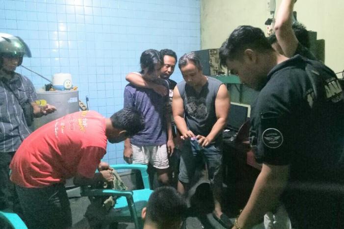 RU Diamankan Anggota Polres Sanggau