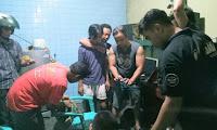 Bawa 1 Paket Shabu, RU Diamankan Anggota Polres Sanggau