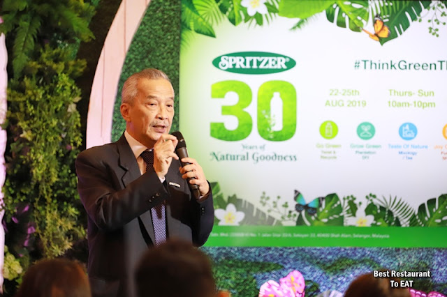 Dr. Chuah Chaw Teo, SPRITZER's Director of R&D