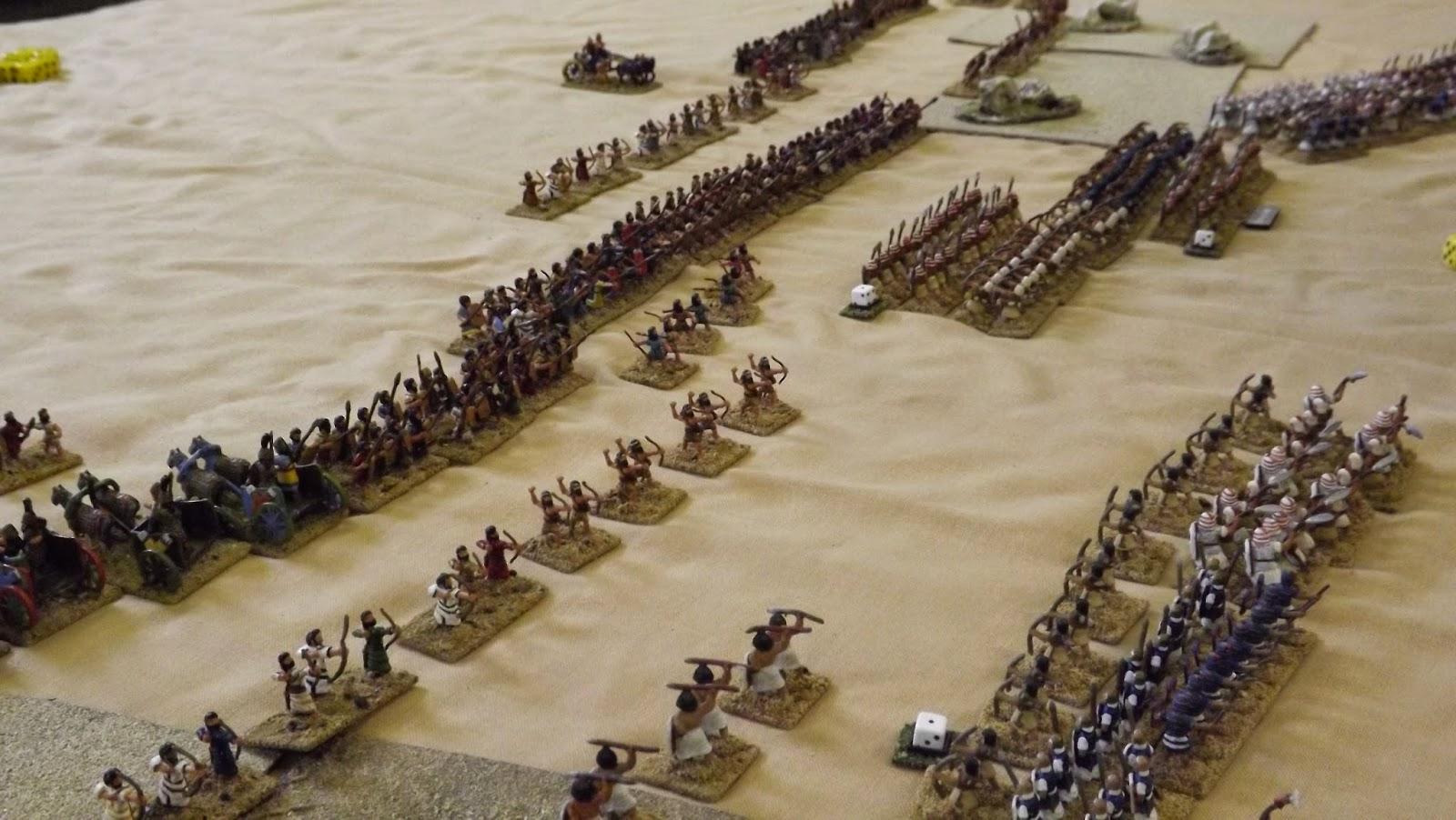 Egyptians vs Hittites