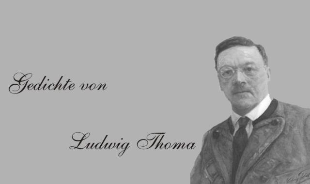 Gedichte Und Zitate Fur Alle Gedichte Von L Thoma Der Ausflug 6