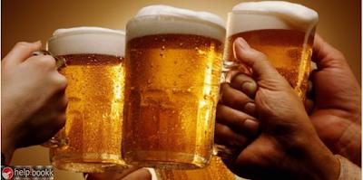 बियर पीने के फ़ायदे और नुक्सान बताइए -beer pine ke fayde or nuksan btaiye