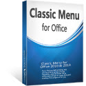 Classic Menu for Office Full