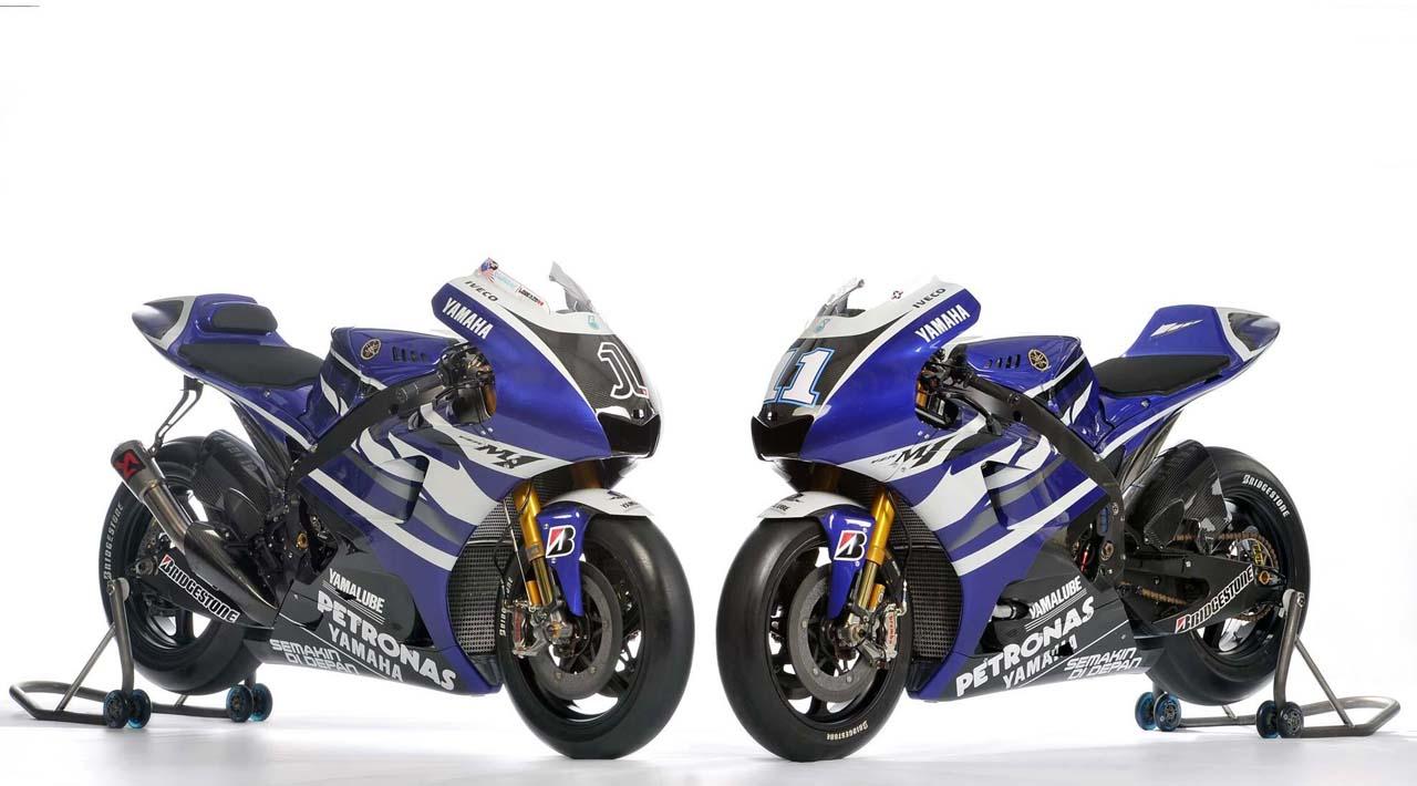Wallpaper Admin: Yamaha YZR-M1 MotoGP Wallpapers