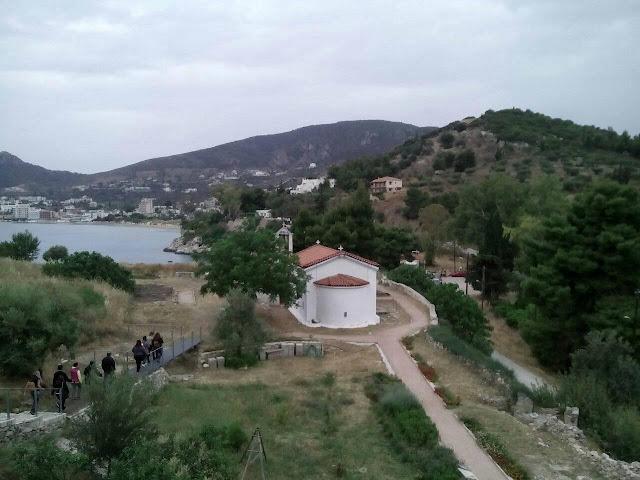 Εκπαιδευτική επίσκεψη του Δ.ΙΕΚ Ναυπλίου στον Αρχαιολογικό χώρο Ασίνης
