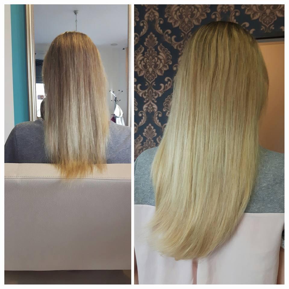 Zaawansowane Lovely hair- Przedłużanie i zagęszczanie włosów CZ97