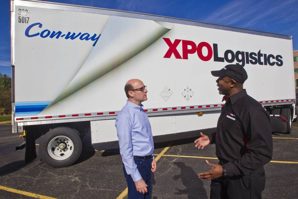Change Conway/XPO To Win: XPO Logistics Trucking Subsidiaries Sued