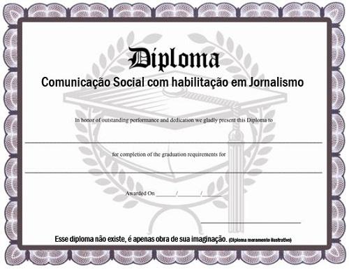 Supremo Tribunal Federal Determina o Fim da Exigência do Diploma de Jornalista