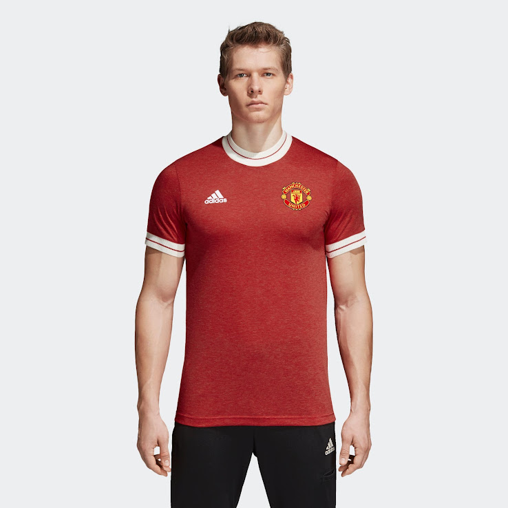 640684966fe Adidas Manchester United 2018 Retro Jersey Revealed - Footy Headlines