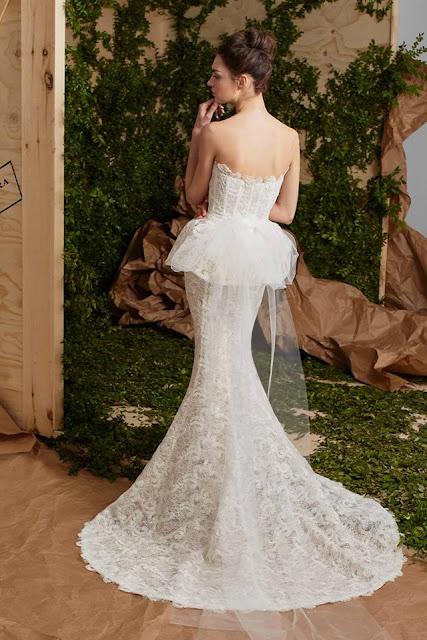 Modelos de vestidos de novia